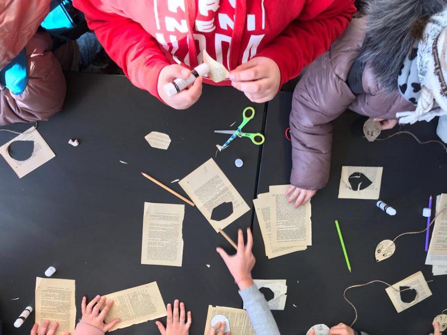 workshop, deti, tvorenie